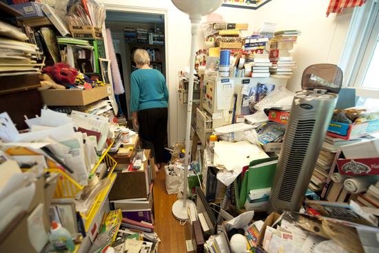hoarding disorder Hoarding disorder - nhs.