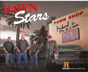 Pawn Stars catered to our dreams of striking it rich one day.