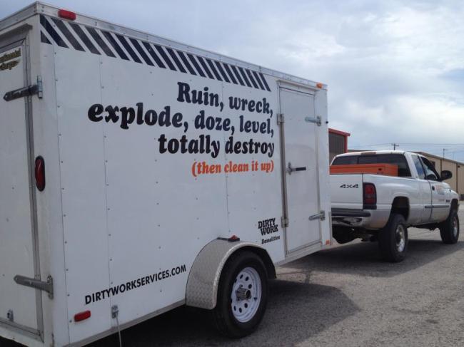 Austin junk hauling