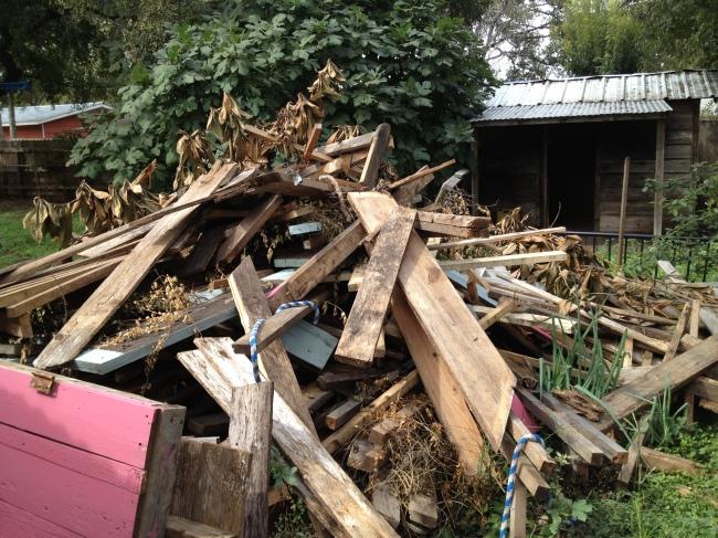 Austin junk removal