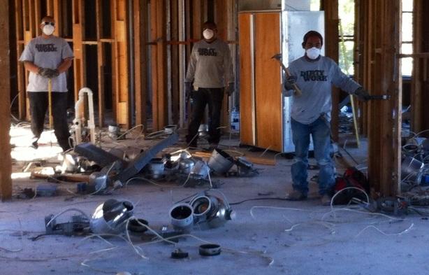 Austin Demolition Photo #2