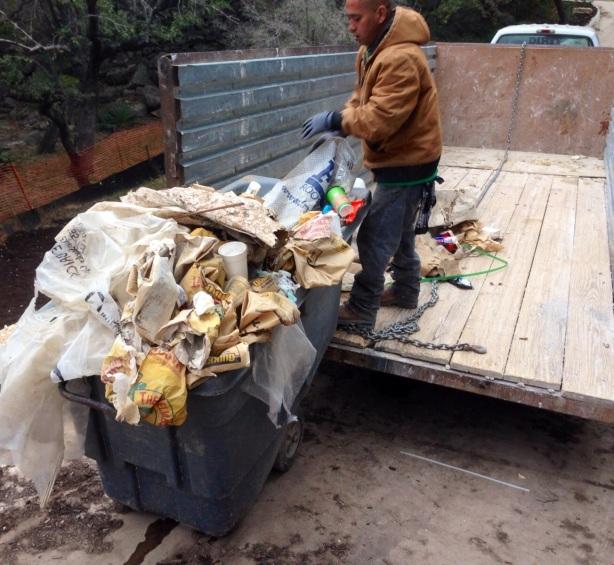 Austin Trash Removal Photo #1