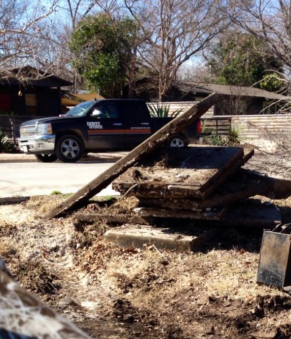 Austin demolition is green an oxymoron