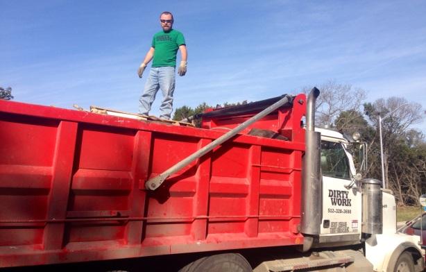 Austin trash removal