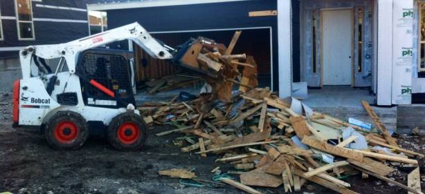 Austin demolition