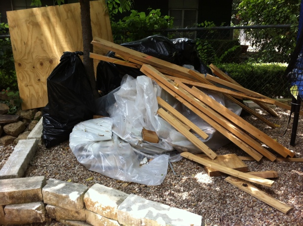 Austin Trash Removal Photo #4