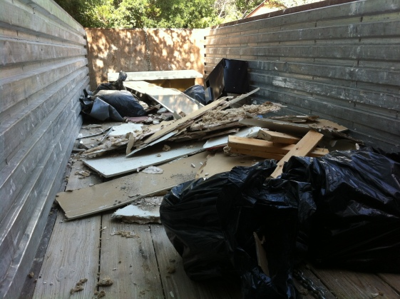 Another Austin Trash Removal Photo...