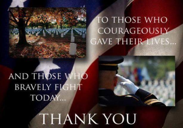Happy Memorial Day Everyone!